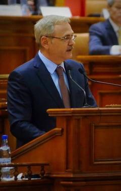 Dragnea este noul presedinte al Camerei Deputatilor, functie despre care a spus ca i-ar fi rusine sa o ocupe