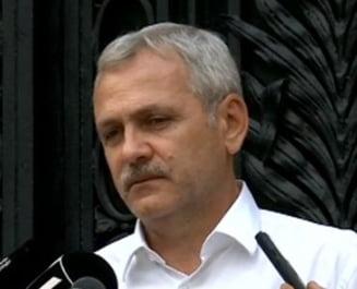 Dragnea explica de ce Ponta nu-si da demisia din Guvern, desi e inculpat