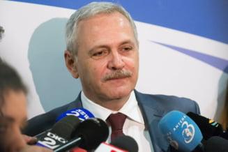 Dragnea explica de ce au lipsit pesedistii din Parlament la discursul lui Isarescu si spune ca a primit raspuns la scrisoarea trimisa BNR