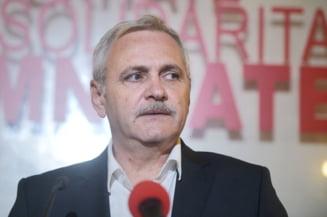 Dragnea ii spune lui Iohannis sa se inscrie in PSD daca vrea sa vorbeasca despre partid: Am stat cu mana intinsa pana mi-a amortit