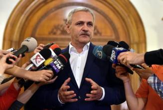 Dragnea il ameninta pe liderul grupului PSD cu demiterea daca nu rezolva problema Zgonea