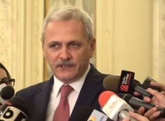 Dragnea il ironizeaza pe Iohannis pe tema bugetului: Daca are temeri, sa le aiba intr-un termen rezonabil, e bine ca e preocupat