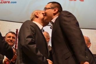 Dragnea il vrea pe Ponta presedinte la Camera Deputatilor (Video)