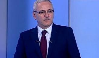 Dragnea insista ca e nevinovat: Dosarele sunt facute in beneficiul lui Iohannis. O sa isi inghita limba multi dintre cei care mint