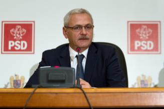 Dragnea le cere explicit social democratilor sa voteze impotriva amendamentelor lui Serban Nicolae