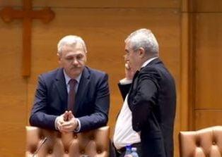 Dragnea le promite primarilor sa rezolve problema incompatibilitatilor, indiferent de presiuni. Tariceanu: Toata lumea face gargara cu coruptia