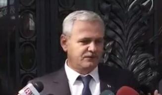 Dragnea neaga ca s-a certat cu Tudose sau cu Tariceanu, in ciuda declaratiilor contradictorii: Nu exista tensiuni