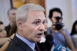 Dragnea nu renunta la suspendarea lui Iohannis si spune ca presedintele se teme sa nu ramana fara imunitate