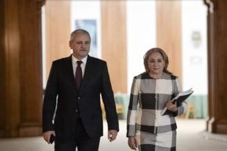 """Dragnea o voteaza pe Dancila sa-i fie mana dreapta in PSD. Despre acuzatiile din partid: """"O minciuna!"""""""