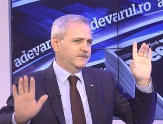 Dragnea profita de plangerea penala facuta de PRU pe numele lui Ciolos: Are o problema uriasa!