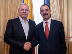 Dragnea s-a intalnit cu ambasadorul Palestinei, iar acum ii cere sa-si retraga declaratiile: Sub nicio forma nu reflecta discutiile purtate