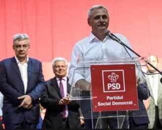 Dragnea se intalneste cu posibilii ministri la Vila Lac 1
