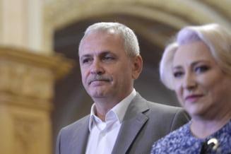 Dragnea si Dancila ii dau replica lui Tariceanu, dupa ce a spus ca Romania nu e pregatita sa preia presedintia Consiliului UE