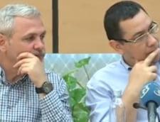 Dragnea si Ponta, bilantul inundatiilor: Vicepremierul, nemultumit de 2 primari