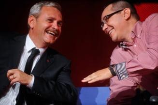 Dragnea si Ponta, impreuna la ceas de seara: Zvonuri de demisie a vicelui - cum a reactionat premierul (Video)