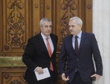 Dragnea si Tariceanu discuta situatia lui Viorel Ilie. ALDE nu vrea sa renunte la ministrul sau