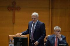 Dragnea si Tariceanu prelungesc sesiunea extraordinara din Parlament? USR: Actioneaza in cel mai sovietic stil posibil!