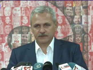 Dragnea si-a dat demisia din Guvern si din toate functiile din PSD