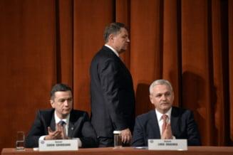 """Dragnea spune ca Iohannis a fost """"in vacanta"""" la ONU. Reactia Administratiei Prezidentiale"""