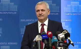 """Dragnea spune ca Iohannis e infractor si """"presedintele fakeurilor"""" si ca un procuror care nu se teme de Kovesi il va ancheta"""