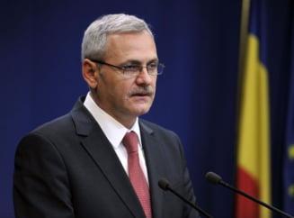 Dragnea spune ca Tudose a fost mahnit la Bruxellles: Vor fi sesizate institutiile statului. Se face mult prea mult rau