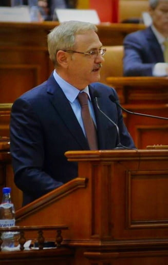 "Dragnea sustine ca PSD va promova o lege care sanctioneaza persoanele care defaimeaza tara, ""gen Macovei si alti europarlamentari"""