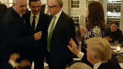 Dragnea sustine ca ii da in judecata pe cei care au spus ca a dat 1 milion de euro pentru a merge la investitura lui Trump