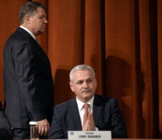 """Dragnea vorbeste de importanta Summitului Celor Trei Mari. Iohannis a anuntat ca-l organizam """"pe datorie"""" dupa rectificarea Guvernului"""