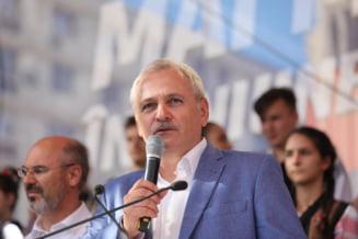 Dragnea vrea sa aduca 100.000 de oameni imbracati in alb la un mega-miting in Bucuresti