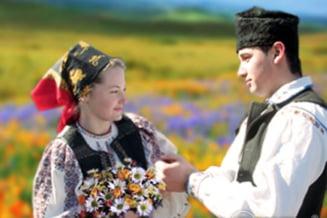 Dragobetele saruta fetele - ritualuri si superstitii vechi de 2.000 de ani