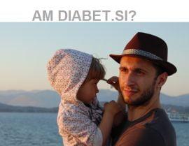 Dragos Bucur se lupta cu diabetul
