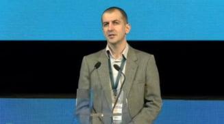 Dragos Dinulescu, candidatul outsider din USR: Oamenii cand sunt intr-o functie se invechesc si nu e bine