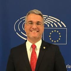 """Dragos Pislaru a fost desemnat cel mai influent europarlamentar in materie de politici economice: """"Dupa un singur an de mandat nu e rau"""""""