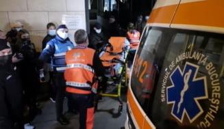 """Drama a doi pacienti scosi din spitalul Foisor, in miez de noapte: """"Am fost evacuat cu perfuzia dupa mine"""""""