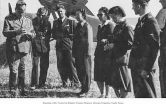 Drama eroinelor aviatiei romanesti. Ce au patimit femeile din Escadrila Alba dupa misiunile de pe front