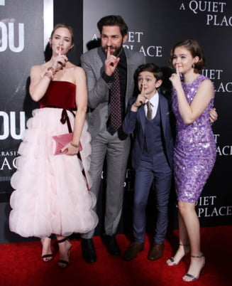 "Drama horror ""A Quiet Place"" a debutat pe primul loc in box office-ul nord-american"