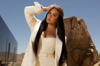 "Drama sentimentala a cantaretei Demi Lovato, povestita in lacrimi: ""Nu stiu cum o sa-mi mai daruiesc inima cuiva"""