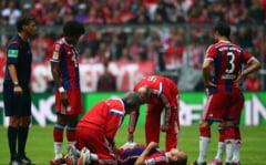 Drama teribila pentru un fotbalist al lui Bayern Munchen