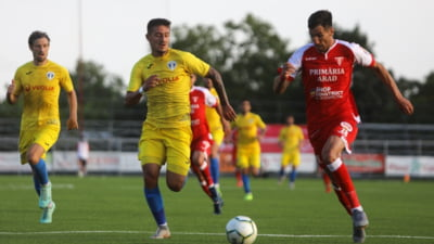 Dramatism total in Petrolul Ploiesti - FC Arges 1-2. Prahovenii nu mai au sanse la promovare