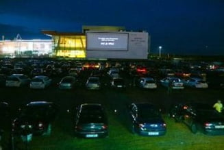 Drive In Cinema Baneasa a fost inchis