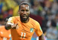 Drogba se retrage din echipa nationala