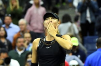 Drum liber pentru Sharapova? Ce adversare mai are rusoaica pe partea de tablou de la US Open