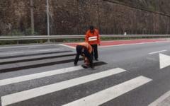"""Drumarii despre stergerea trecerilor de pietoni: """"Am pus in practica o decizie luata de Politia Rutiera"""""""