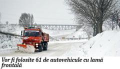 Drumarii se pregatesc de iarna