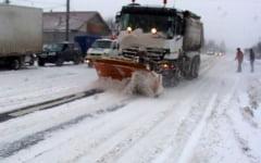 Drumarii sunt pregatiti pentru deszapezirile din judetul Arad