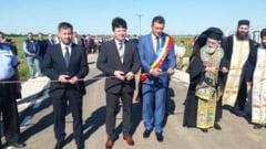 Drumul care face legatura intre Ineu si Schitul Tamand a fost inaugurat in prezenta IPS Timotei Seviciu
