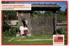 Drumul lung spre Cimitirul Vesel duce in Satele Unite ale Maramuresului