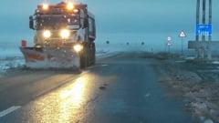Drumuri nationale deschise circulatiei autovehiculelor, incepand cu ora 13.30