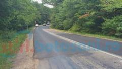 Drumurile nationale din judet, intretinute cu peticiri. Ce se intampla cu drumul Botosani-Targu Frumos! FOTO