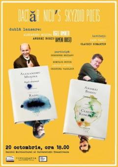 Dubla lansare de carte: antologii de poezie Bodiu si Musina
